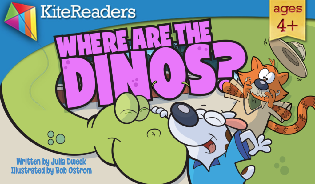 Where are the dino's